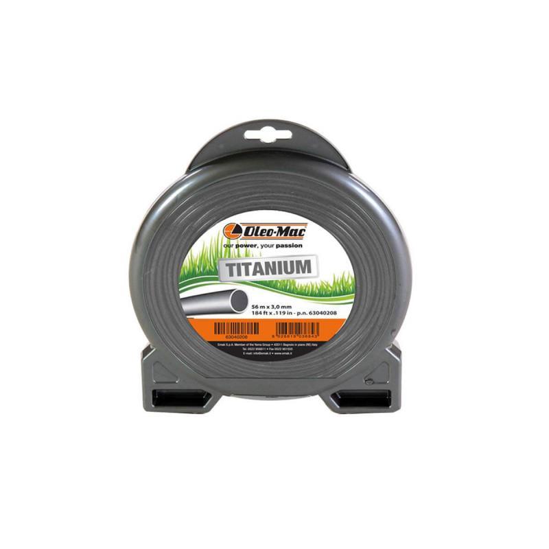 CB035, леска TITANIUM Round 2.5х81м